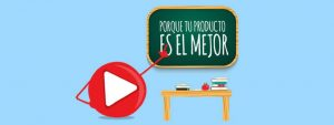 vídeo de productos